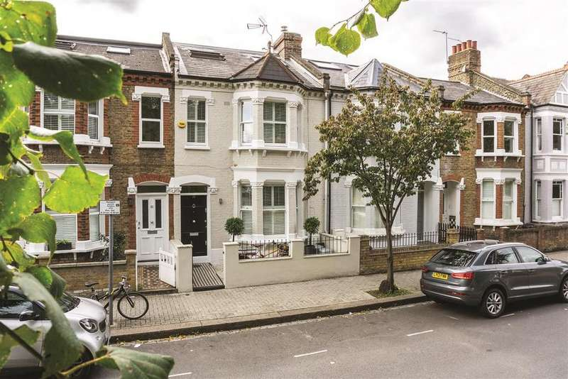 5 Bedrooms Terraced House for sale in Deodar Road, SW15