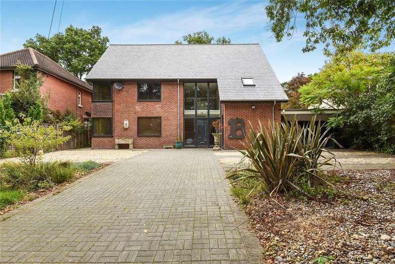 5 Bedrooms Detached House for sale in Baddesley Road, Parish Of Ampfield, Chandler's Ford, Hampshire, SO53