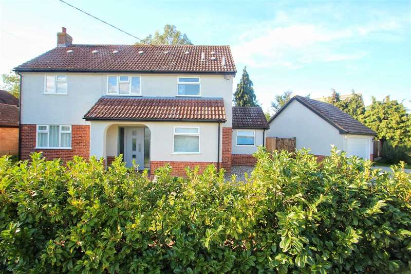 4 Bedrooms Detached House for sale in Berechurch Road, Colchester