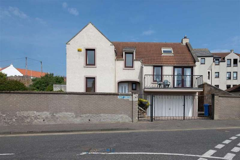 4 Bedrooms Detached House for sale in East Green, Anstruther, Fife