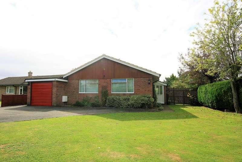 3 Bedrooms Bungalow for sale in Walkers Green, Marden, Hereford, HR1