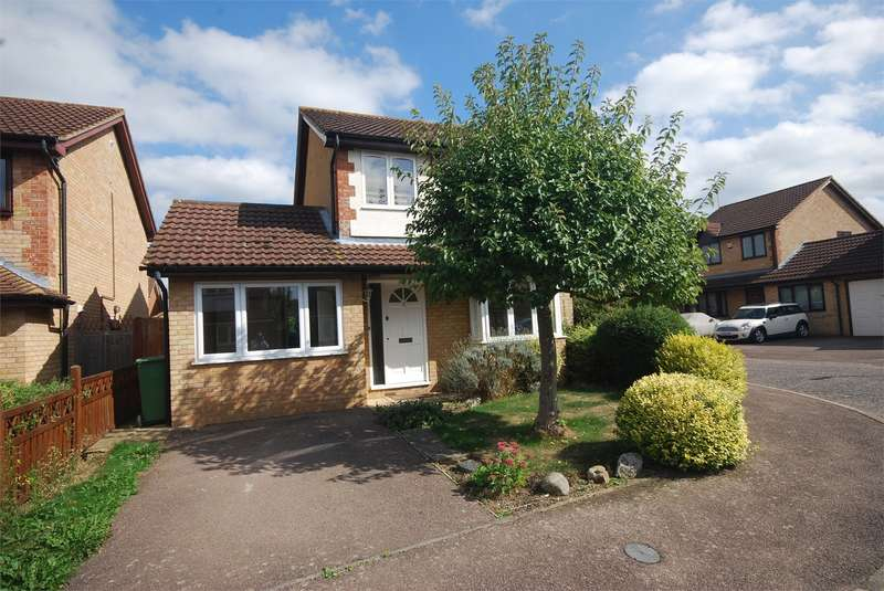 3 Bedrooms Detached House for sale in Archive Close, Aston Clinton, Buckinghamshire