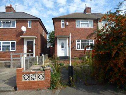 3 Bedrooms Semi Detached House for sale in Whitgreave Street, West Bromwich, West Midlands