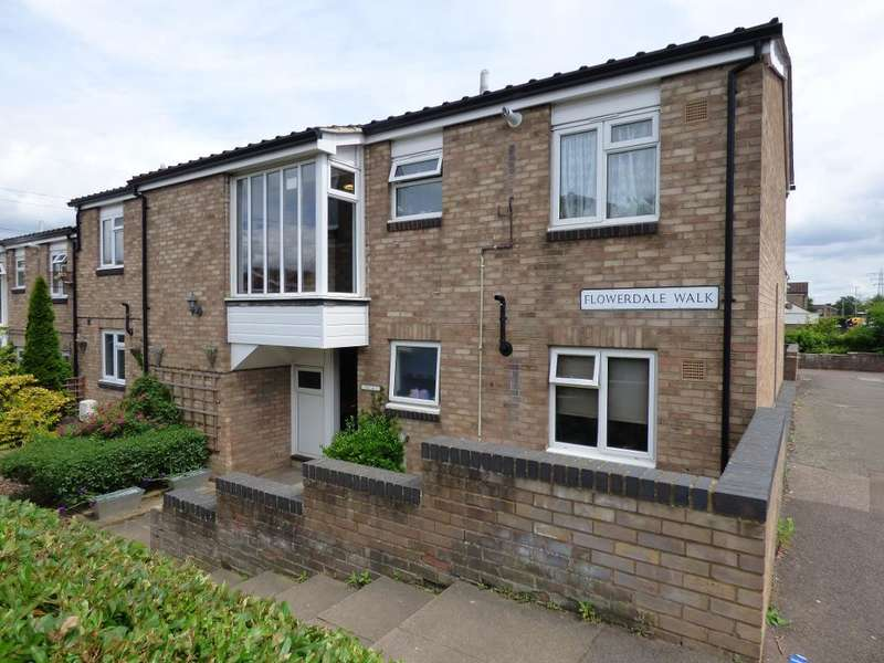 1 Bedroom Flat for sale in Flowerdale Walk, Bedford, MK41 0NX