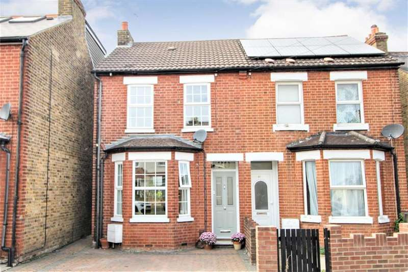 3 Bedrooms Semi Detached House for sale in Kings Road, Slough, Berkshire