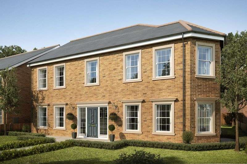 5 Bedrooms Property for sale in Mansion Gardens, Penllergaer, Swansea