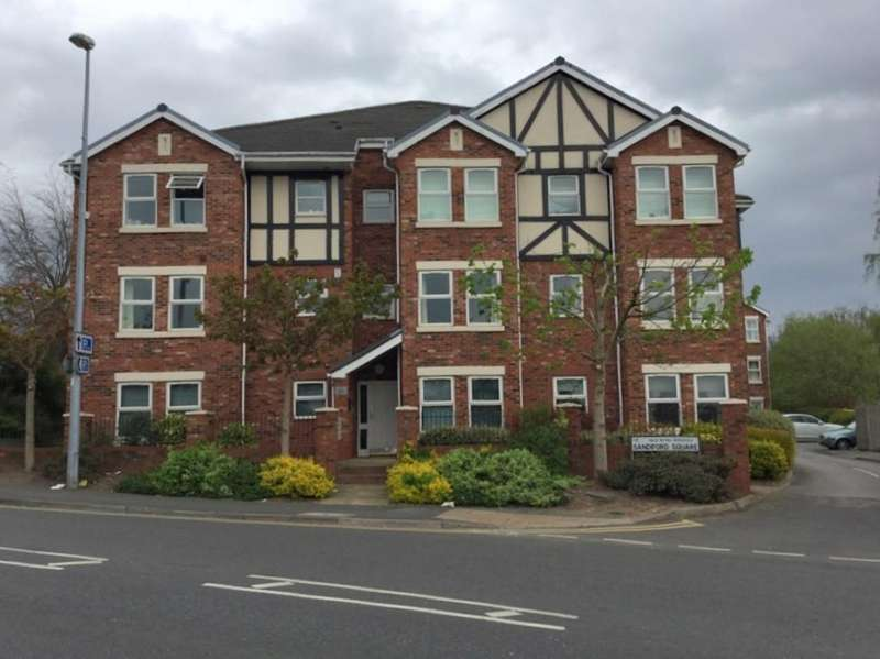 2 Bedrooms Apartment Flat for sale in Venables Road, Northwich