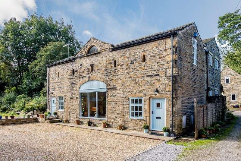 3 Bedrooms Barn Conversion Character Property for sale in The Coach House, Oxford Road