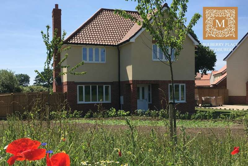 5 Bedrooms House for sale in Plot 28 - Silvertree Way, Chedburgh, Bury St Edmunds, IP29 4WA