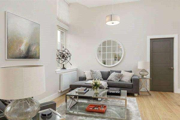 2 Bedrooms Apartment Flat for sale in Plot 11, Guthrie Gardens, Lasswade Road, Edinburgh, Midlothian