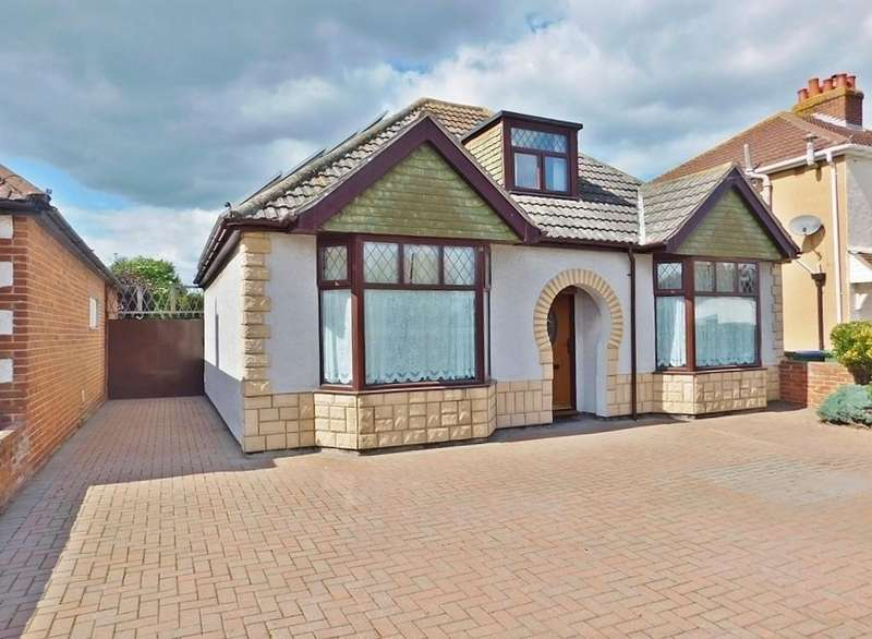 3 Bedrooms Detached Bungalow for sale in Newgate Lane, Fareham