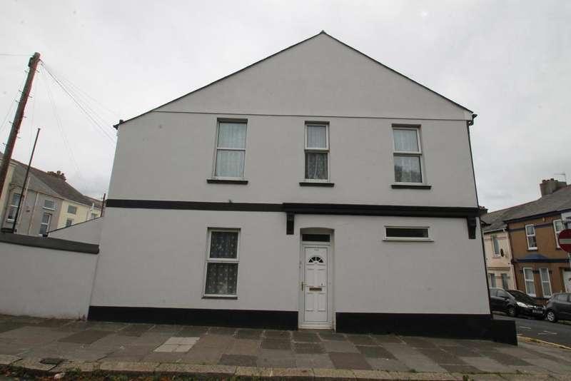 2 Bedrooms End Of Terrace House for sale in Cotehele Avenue, Keyham, Devon, Plymouth PL2