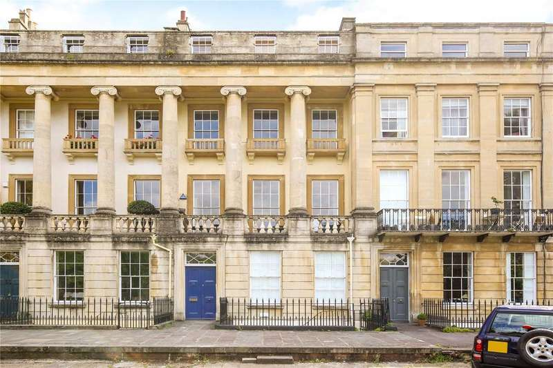 2 Bedrooms Flat for sale in Vyvyan Terrace, Bristol, BS8