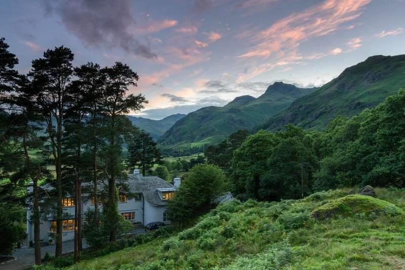 5 Bedrooms Detached House for sale in Skyfall, Great Langdale, Ambleside, Cumbria, LA22 9JS