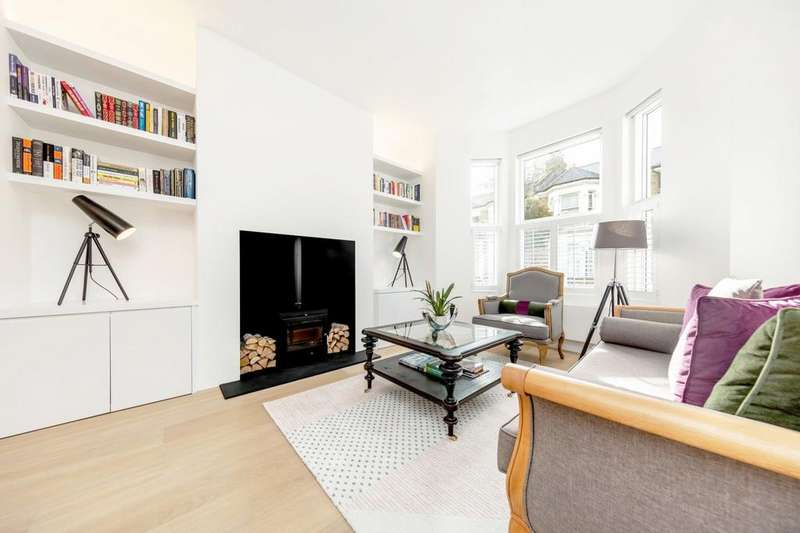 3 Bedrooms Terraced House for sale in Morval Road, London, London SW2