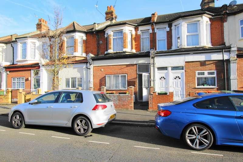2 Bedrooms Flat for sale in Dersingham Avenue