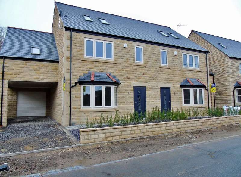 4 Bedrooms Semi Detached House for sale in Lydgate Lane, Wolsingham