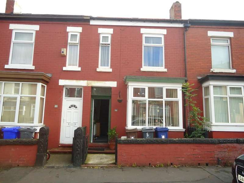 3 Bedrooms Terraced House for sale in Woodfield Road, Crumpsall