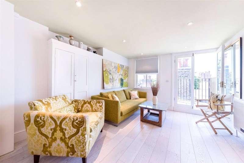 3 Bedrooms Flat for sale in Beaufort Mansions, Beaufort Street, London, SW3