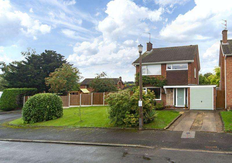 3 Bedrooms Detached House for sale in Grange Park, Albrighton, Wolverhampton