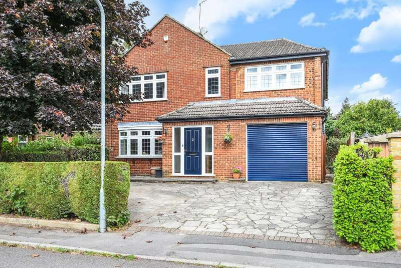 4 Bedrooms Detached House for sale in Amersham, Buckinghamshire, HP7