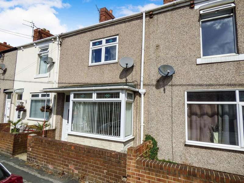 2 Bedrooms Terraced House for sale in South View, Trimdon Grange, Trimdon Station, Durham, TS29 6HQ