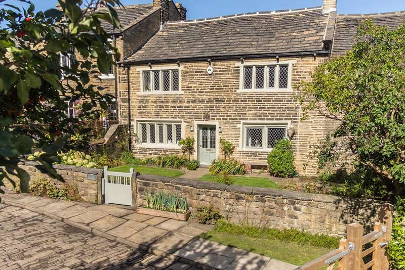 3 Bedrooms Cottage House for sale in Booth Royd, Idle, BD10