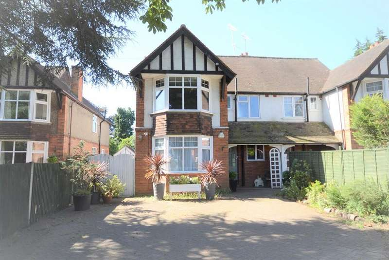 4 Bedrooms Semi Detached House for sale in Tilehurst Road, Reading