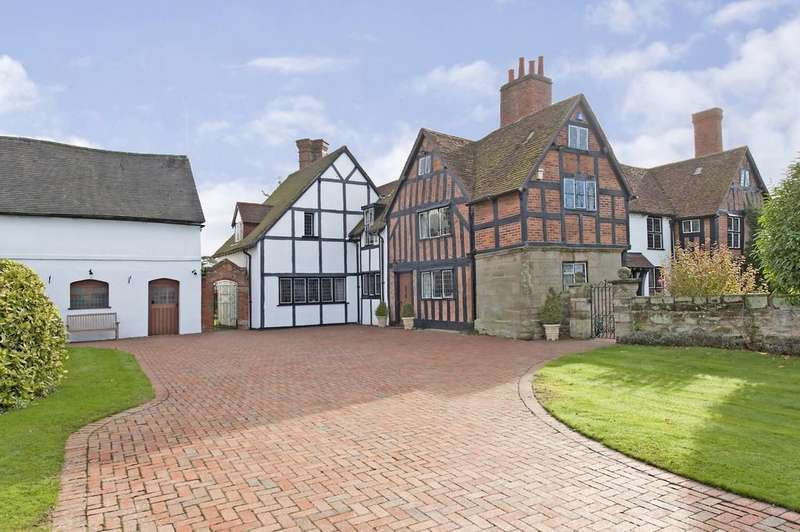 6 Bedrooms Detached House for sale in Lye Green, Claverdon, Warwick