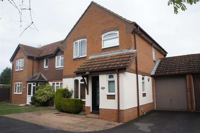 3 Bedrooms Detached House for sale in Partridge Piece, Cranfield, Bedford