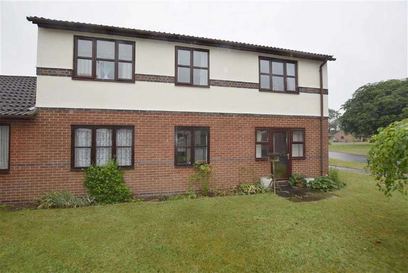 2 Bedrooms Apartment Flat for sale in Chestnut Walk, Markfield, Leicestershire
