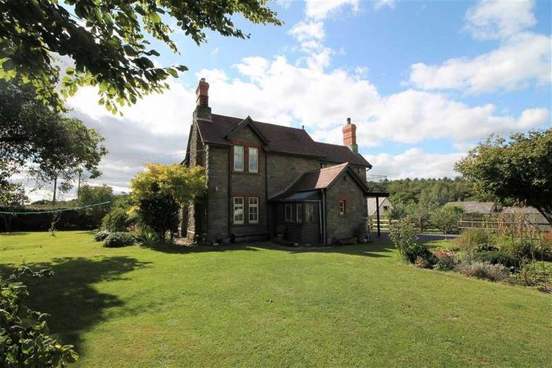 3 Bedrooms Cottage House for sale in Ellwood Coleford, Gloucestershire