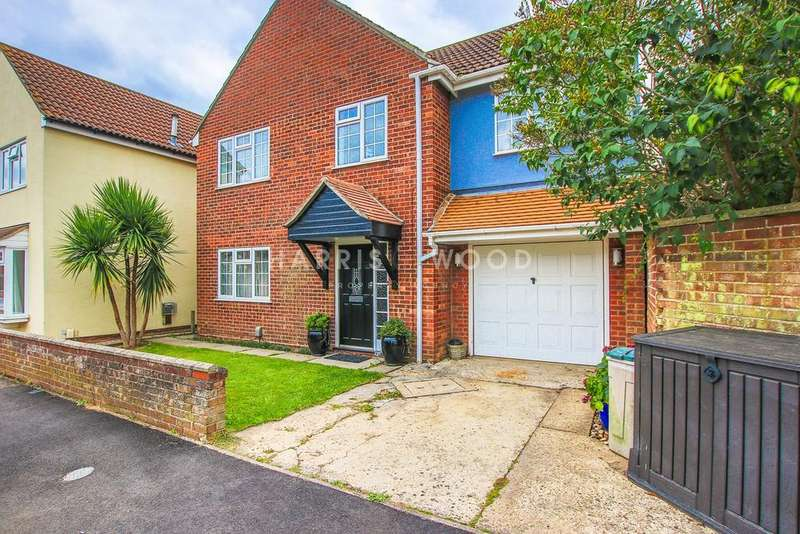 4 Bedrooms Detached House for sale in Marram Close, Stanway, Colchester, CO3
