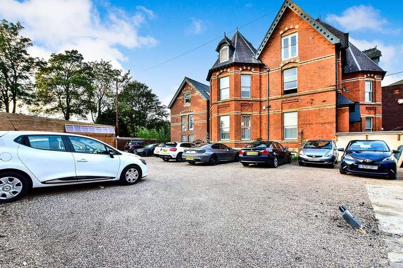 2 Bedrooms Flat for sale in Washway Road, Sale, M33