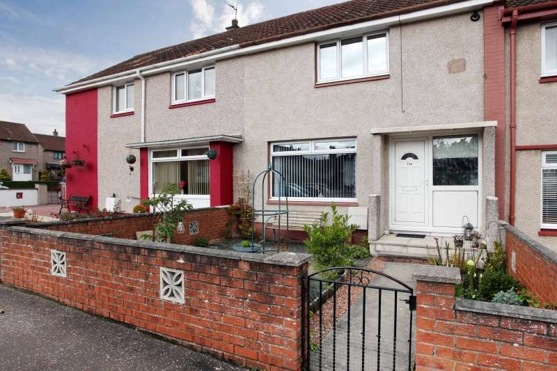 2 Bedrooms Terraced House for sale in Rimbleton Avenue, Glenrothes, KY6 2DP