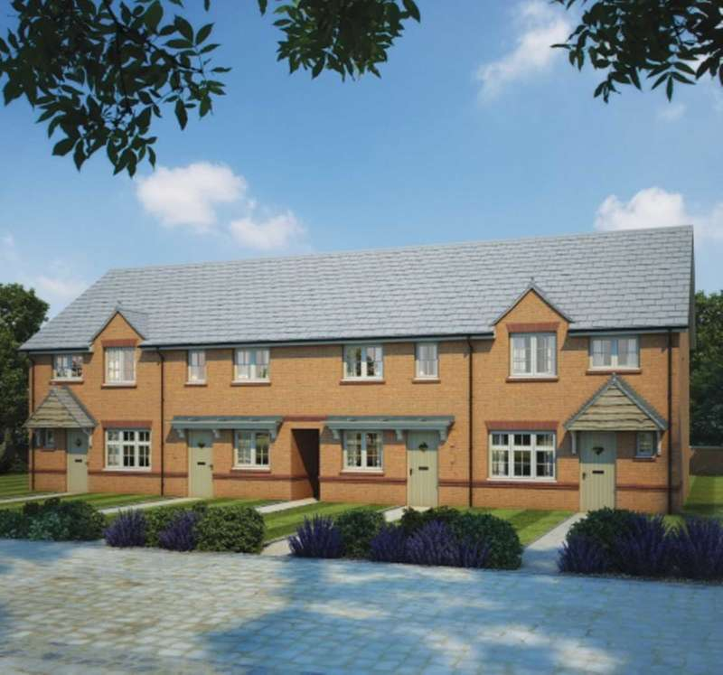 3 Bedrooms Mews House for sale in Bridgewater View, Mosley Common Road