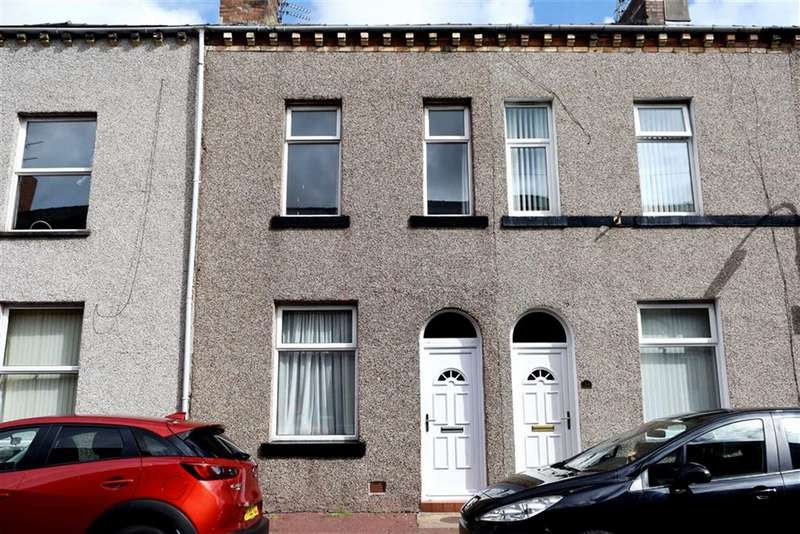 3 Bedrooms Terraced House for sale in Manchester Street, Barrow In Furness, Cumbria