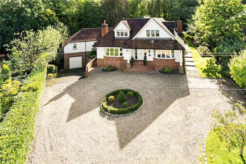6 Bedrooms Detached House for sale in Pelling Hill, Old Windsor, Berkshire, SL4