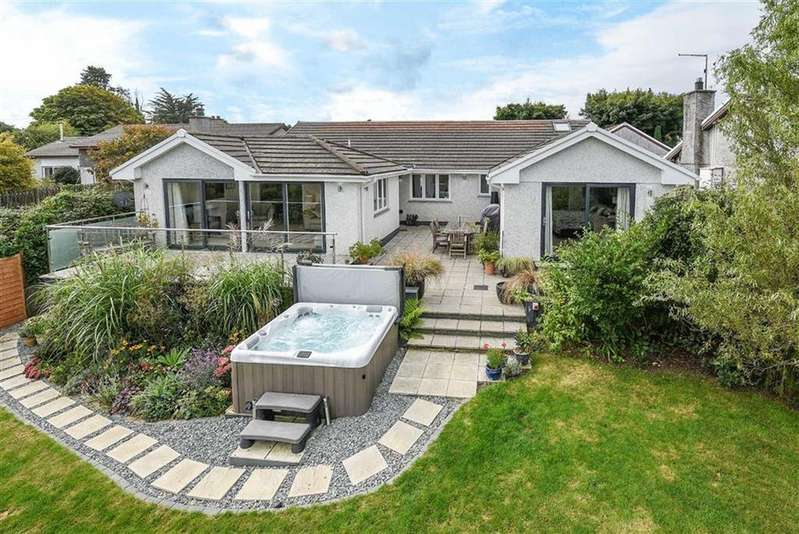 4 Bedrooms Bungalow for sale in Station Road, Station Road, St Mabyn, Cornwall, PL30