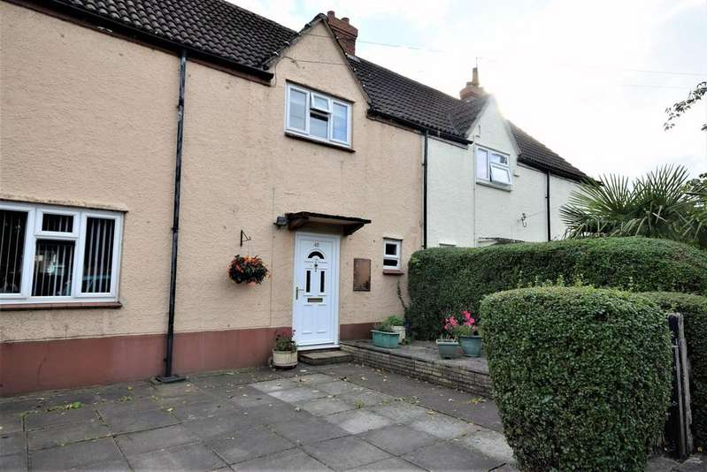 3 Bedrooms Semi Detached House for sale in Tennyson Road, St Marks