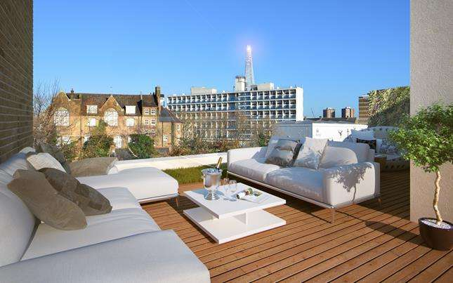 3 Bedrooms Detached House for sale in Mill Lofts, County Street, London, SE1 4AD