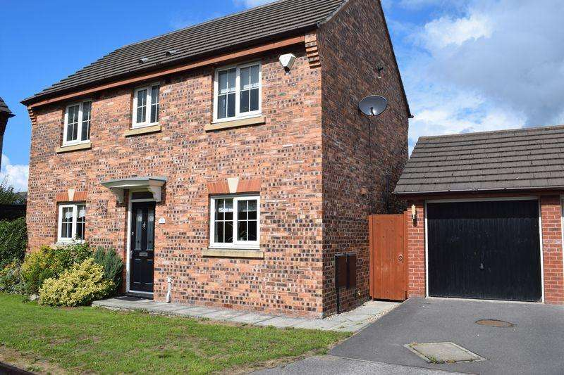 3 Bedrooms Detached House for sale in Bridle Way, Littledale, Kirkby.