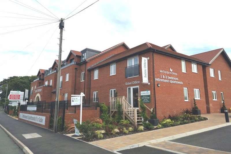 2 Bedrooms Flat for sale in Lido Grange Sandy Lane, Prestatyn, LL19