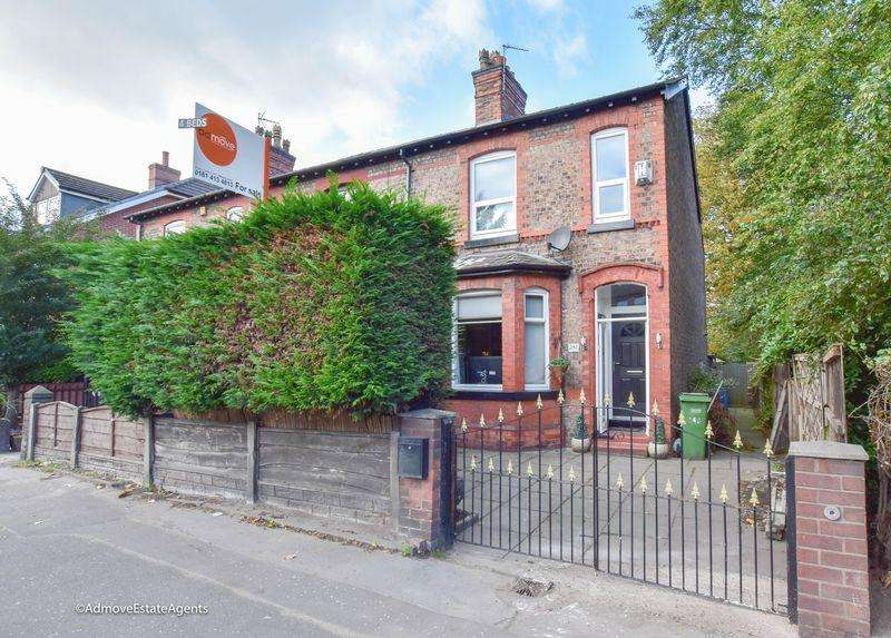 4 Bedrooms End Of Terrace House for sale in Manchester Road, Altrincham, WA14
