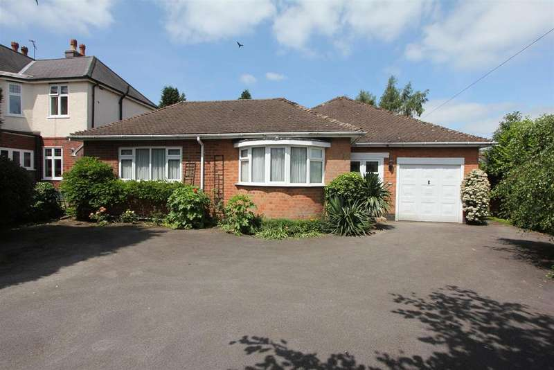3 Bedrooms Detached Bungalow for sale in Leicester Road, Hinckley