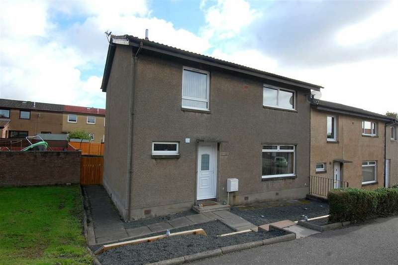 3 Bedrooms Semi-detached Villa House for sale in Cullaloe View, Cowdenbeath