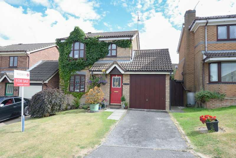 3 Bedrooms Detached House for sale in Oak Road, Grassmoor, Chesterfield