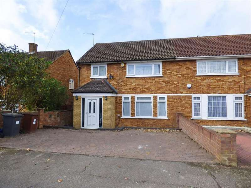 4 Bedrooms House for sale in Stanborough Avenue, Borehamwood