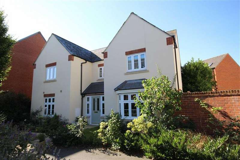 4 Bedrooms Detached House for sale in Camelia Walk, Mitton, Tewkesbury, Gloucestershire