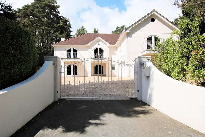 5 Bedrooms Detached House for sale in Egmont Drive, Avon Castle, Ringwood, BH24